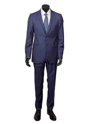 Picture of Suit Royal blue